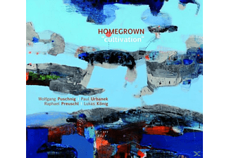 Homegrown - Cultivation - (CD)