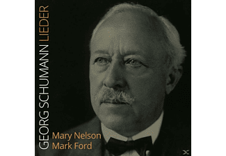 Nelson,Mary/Ford,Mark - Lieder - (CD)