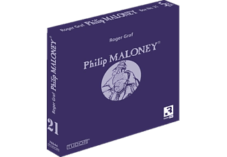 Philip Maloney Box 21 - 1 CD - Thriller