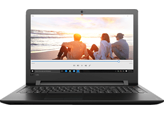LENOVO IdeaPad 110, Notebook mit 15.6 Zoll Display, Core™ i3 Prozessor, 4 GB RAM, 1 TB HDD, Intel HD-Grafik 520, Black Texture
