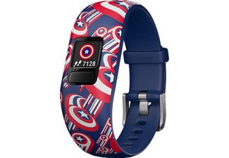 GARMIN VivoFit junior 2 Captain America okosóra