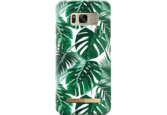 IDEAL OF SWEDEN Fashion Galaxy S8 Handyhülle, Monstera Jungle