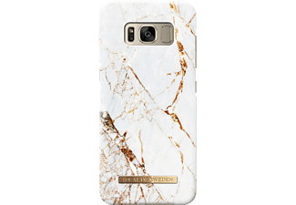 IDEAL OF SWEDEN Fashion Galaxy S8 Handyhülle, Carrara Gold