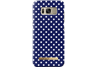 IDEAL OF SWEDEN Fashion Galaxy S8 Handyhülle, Blue Polka Dots