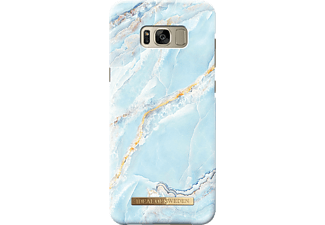 IDEAL OF SWEDEN Fashion Galaxy S8+ Handyhülle, Island Paradise Marble