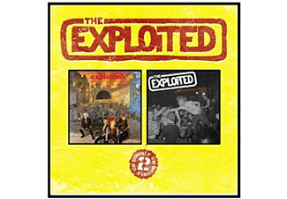 The Exploited - Troops Of Tomorrow/Apocalypse Punk Tour 81 (CD)