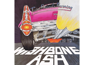 Wishbone Ash - Twin Barrels Burning (Remastered+Expanded 2CD) - (CD)