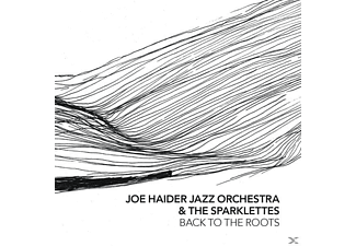 Joe Haider Jazz Orchestra - Back To The Roots - (CD)