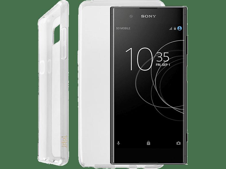 "IDOL 1991 Θήκη Sony Xperia XA1 Plus 5.5"""" Air Slim TPU White smartphones   smartliving αξεσουάρ κινητών θήκες  μεμβράνες sony"