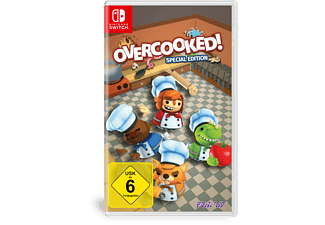 Overcooked! - Nintendo Switch