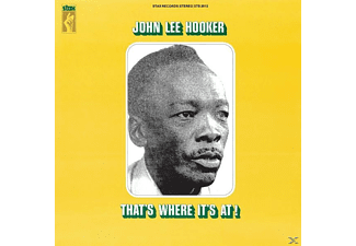 John Lee Hooker - That's Where It's At! (LP) (Limited Edition) - (Vinyl)