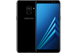 SAMSUNG GALAXY A8 (2018) - BLACK