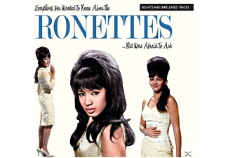 The Ronettes - Everything You Wanted To Know About The Ronettes - (CD)