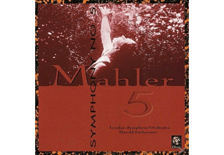 London Symphony Orchestra, Harold Farberman - Mahler 5 - (CD)