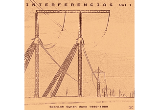 VARIOUS - Interferencias Vol.1 - (CD)