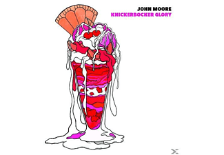 John Moore - Knickerbocker Glory - (CD)