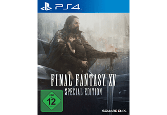 Final Fantasy XV (Limited Steelbook Edition) - PlayStation 4
