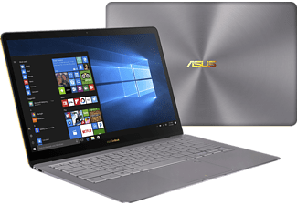 "ASUS ZenBook 3 Deluxe UX490UAR-BE090T ezüst notebook (14"" Full HD/Core i7/16GB/512GB SSD/Windows 10)"