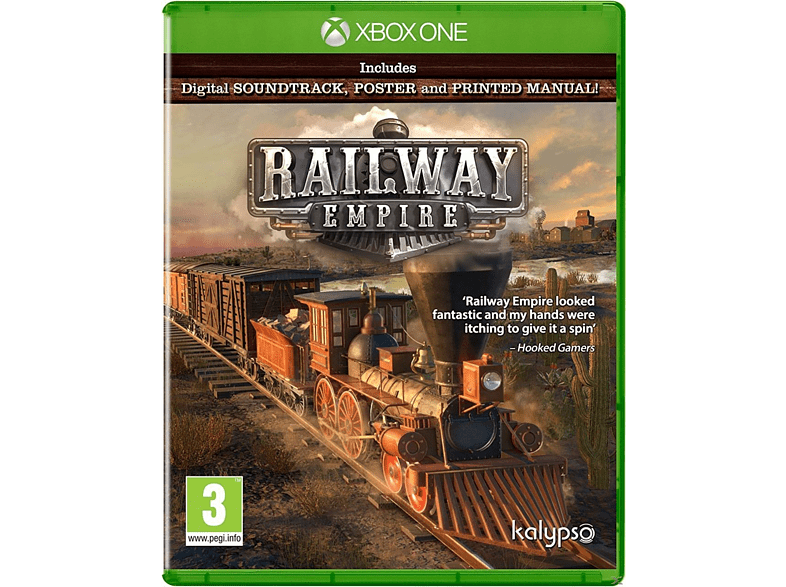 Railway Empire Xbox One gaming games xbox one games