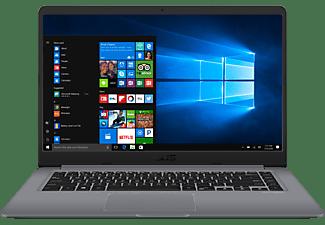 ASUS R520UQ-BQ830T, Notebook mit 15.6 Zoll Display, Core™ i5 Prozessor, 16 GB RAM, 1 TB HDD, GeForce® 940MX, Grey