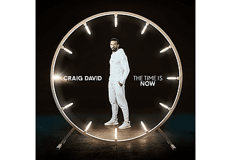 Craig David - The Time Is Now (Deluxe Edition) (Vinyl LP (nagylemez))