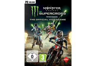 Monster Energy Supercross - The Official Videogame - PC