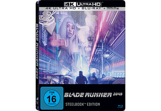 Blade Runner 2049 (Steelbook) [4K Ultra HD Blu-ray]