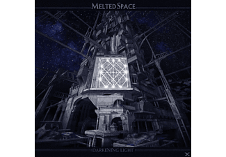 Melted Space - Darkening Light - (CD)
