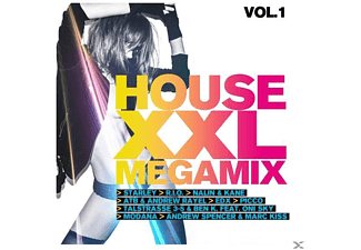 VARIOUS - House XXL Megamix Vol.1 - (CD)