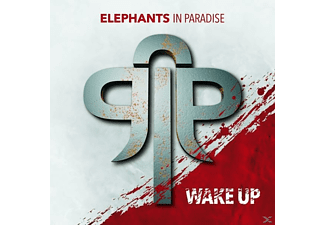 Elephants In Paradise - Wake Up - (CD)