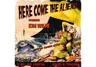 Kim Wilde - Here Come The Aliens - (Vinyl)