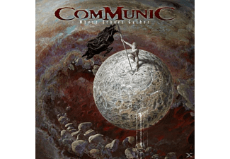 Communic - Where Echoes Gather (Gtf.Clear Red Vinyl) - (Vinyl)