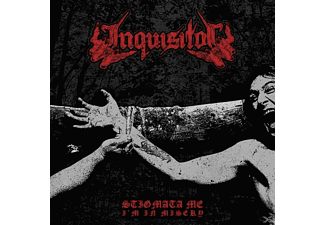 Inquisitor - Stigmata Me,I'm In Misery-HQ- - (Vinyl)