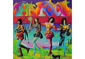 The Fool - The Fool (Expanded)-Ltd.Turquoise Vinyl 180 gr - (Vinyl)