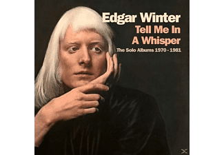 Edgar Winter - Tell Me in A Whisper (Remastered+Expanded 4CD Box) - (CD)
