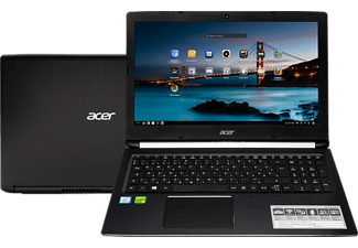 "ACER Aspire 5 notebook NX.GTCEU.001 (15,6"" FullHD/Core i5/4GB/128GB SSD+1TB HDD/MX150 2GB VGA/Endless OS)"