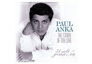 Paul Anka - Story of My Love: 21 Early Greatest Hits (CD)
