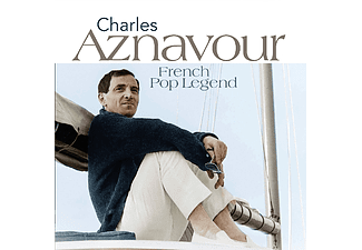 Charles Aznavour - French Pop Legends (CD)