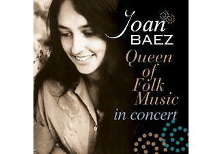 Joan Baez - Queen of Folk Music: In Concert (CD)