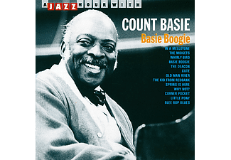 Count Basie - A Jazz Hour with: Count Basie (CD)
