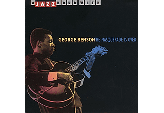 George Benson - Masquerade Is Over (CD)