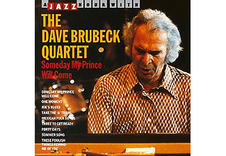 The Dave Brubeck Quartet - Someday My Prince Will Come (CD)