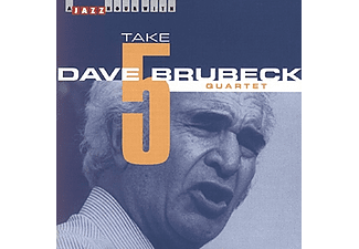 The Dave Brubeck Quartet - Take 5 (CD)