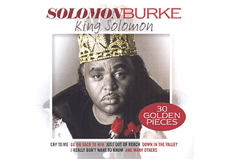 Solomon Burke - King Solomon: 30 Golden Pieces (CD)