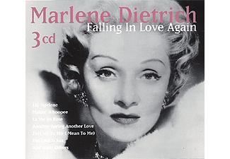 Marlene Dietrich - Falling in Love Again (CD)