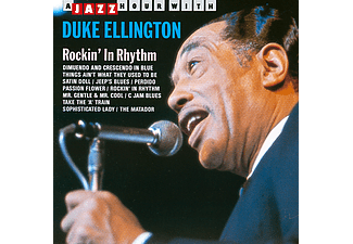 Duke Ellington - A Jazz Hour With: Duke Ellington (CD)