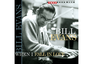 Bill Evans - When I Fall in Love (CD)