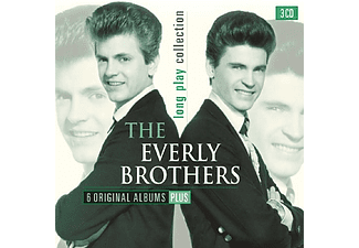 The Everly Brothers - Long Play Collection (CD)