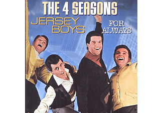 The Four Seasons - Jersey Boys for Always (CD)