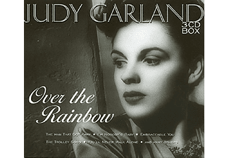Judy Garland - Over The Rainbow (CD)